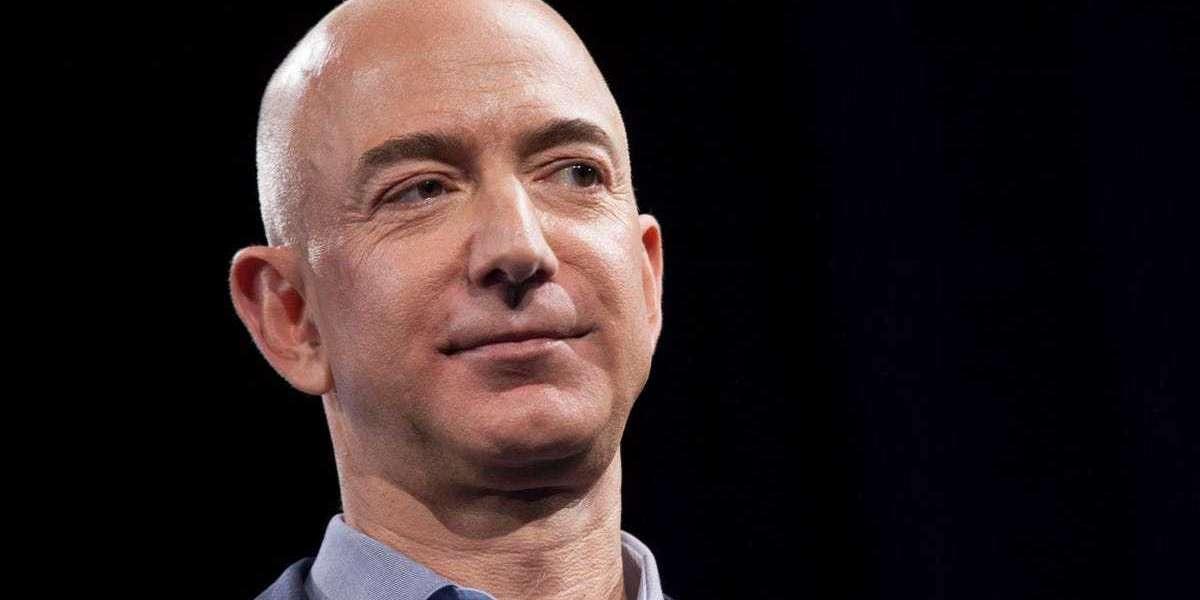 The future according to Jeff Bezos