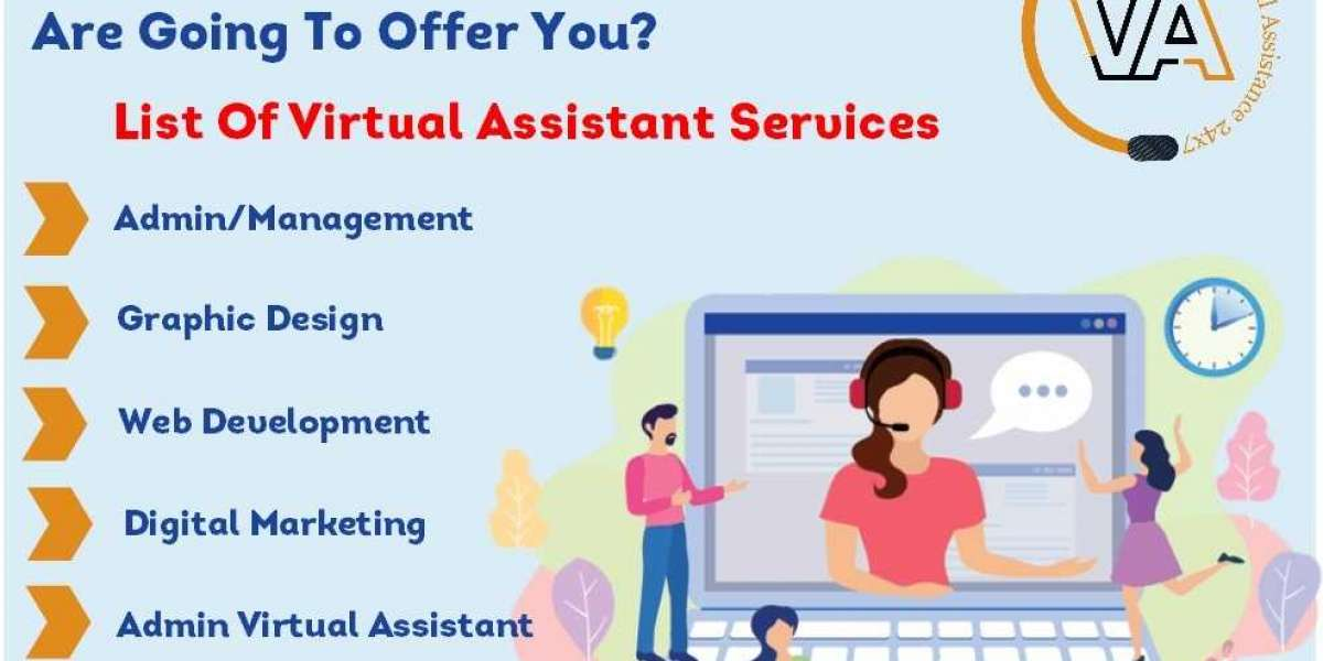 What Services Our Virtual Assistants Are Going To Offer You?