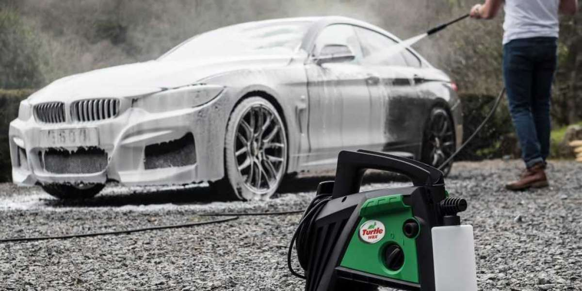 How Much PSI Should I Use to Pressure Wash My Car?