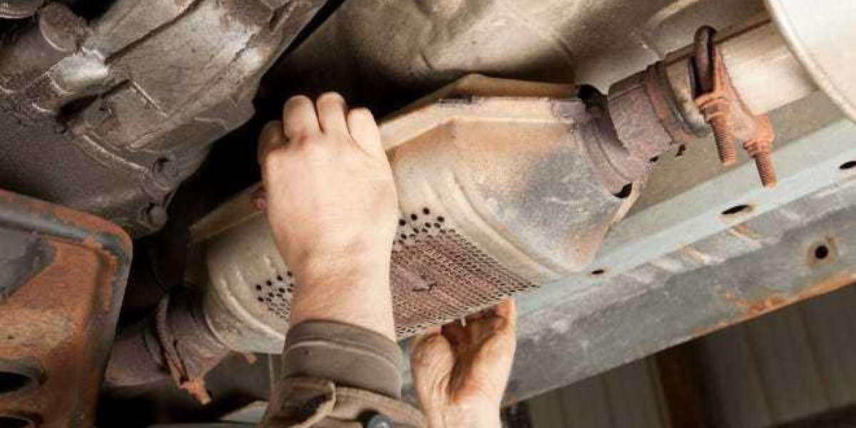 Catalytic Converters Are Being Stolen From Cars and Trucks At An Alarming Rate